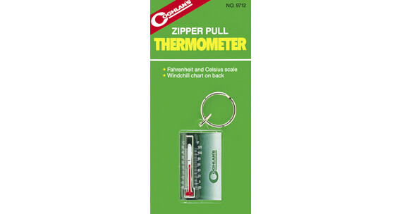 Coghlans Zipper Thermometer